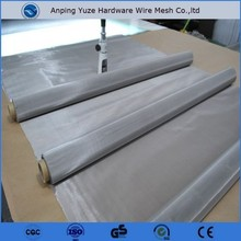 Ultra Fine 304 Stainless Steel Wire Mesh/Stainless steel wire cloth/Stainless steel window screen
