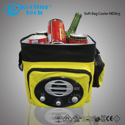Wholesale Electric Lunch Cooler Bag Wine Plastic Ice Bag