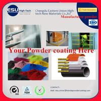 China Intelligent Professtional Electrostatic Spraying Automatic Conveyor Powder Coating plant