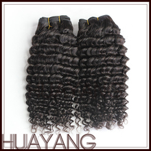 Deep Wave Style cheap and high quality 100 human hair extensions