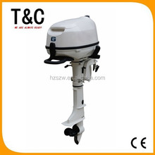 marine supplier fishing boat outboards for sale 4 stroke 6hp outboard motor