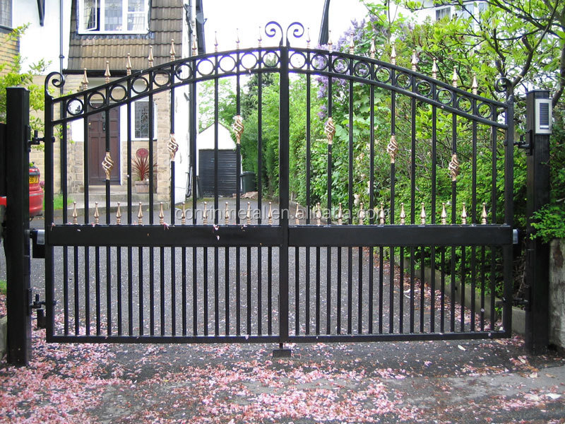Gate Design Ideas gate love this look it would be classy to make a 3 House Gate Pillar Design Indian House Main Gate Designs