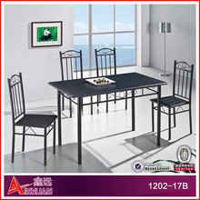 1202-17B malaysia antique dining furniture / dining room furniture sets / restaurant dining table and chair