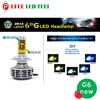 Led headlight bulb 9007, super bright led headlight bulb
