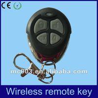 Universal key fob remote