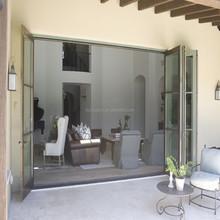 Haute qualité Double vitrage en Aluminium de douche en Aluminium de porte de Garage en Aluminium joint d'étanchéité