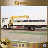 XCMG knuckle boom truck mounted crane SQ10SK3Q mounted crane for sale