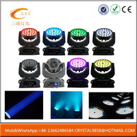 best price sell 36x10 led moving head wash zoom