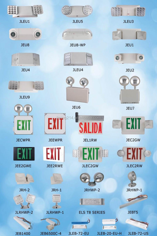 iemergencylight.com -China TOP 1 Emergency Light Manufacturer Since 1967 UL&cUL Listed twin spot Emergency Light JLEU5 16209ZJ