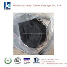 outdoor matt black uv protection paint,electrostatic polyester powder coatings
