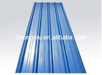 Made in China Metal Roof 1000mm X 0.47mm Color Bond Profile Sheet for Bangladesh