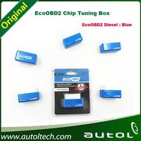 2015 New Arrival EcoOBD2 Chip Tuning Box OBD2 ECU Remaping for Benzine and Diesel Vehicles Up to 15% Fuel Savings