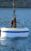 Helen supply2015 hot sale buoys marker buoy foam filled mooring buoys