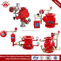 fire fighting alarm check valve,deluge valve,wet alarm valve