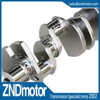 CNC billet steel crankshaft for Toyota 1DZ