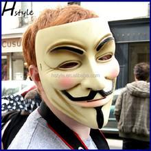 V for Vendetta Mask Party Mask Latex Mask SCM0081