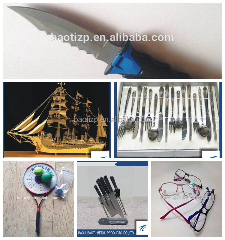 Nitinol Memory Wire Magic 2015 Alibaba China Best Selling Nitinol Memory Wire For Sale