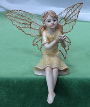 4. inch wholesale small resin tooth fairy figurine