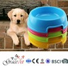 High Quality Indoor Pet Feeding Products Plastic Pet Food Bowl
