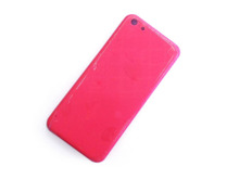 Full color for iphone 5c housing,for iphone 5c back housing,for iphone 5c back cover