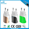 USB Wall Charger EU USB Wall Charger With EU Plug For Iphone 5/5S