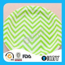 Cheap Latest Custom Design Paper Plate Paper Trays