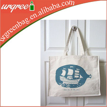 Ship In A Bottle Canvas Tote Bag