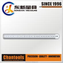 """DONGXIN Stainless Watt Steel Ruler 30cm 300mm 12"""" - QDX02-030"""
