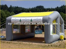 Customized new inflatable tent 2012