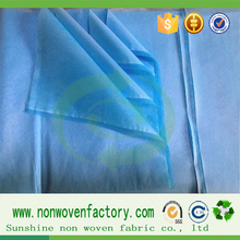 Eco-friendly nonwoven home textile, bed lined set manufacturers,linen bedding