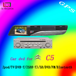 In-car entertainment Car audio stereo system for Citroen C5