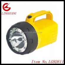 2015 Hot Selling Plastic Camping Solar Lantern With 1bulb+8ED