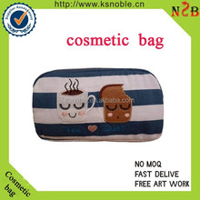 Blank Sublimation Makeup Bag Nylon ,Personalize Cosmetic Bag