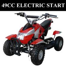 49cc MINI ATV,quad bike, kid atv with front light