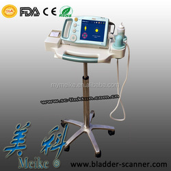 Palm Bladder Scanner, PBSV3.1, Patented probe tech and measurement system
