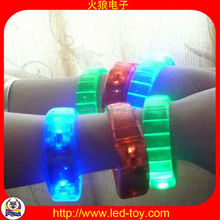 China Led bracelet,led wristbands suppler exporter Angel Wing Bracelet Manufacturer