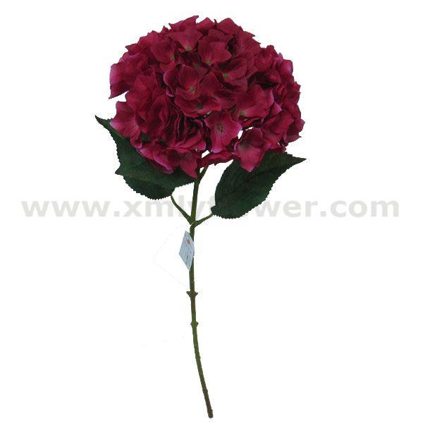 Hortensias artificiales flores madre flores y guirnaldas - Plantas artificiales en ikea ...