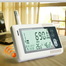 co2 monitor Indoor Air Quality Temperature RH Carbon Dioxide CO2 Monitor 0~3000ppm Range