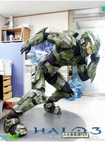 Halo 3 master chief cosplay costume