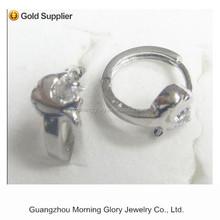 milky way jewelry co ltd black batman earrings