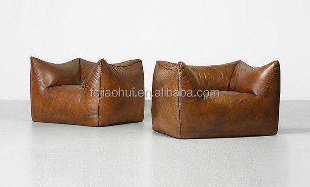 Lounge chair van le bambole mario bellini in donker bruin leer woonkamer stoelen product id - Meubilair loungeeetkamer ...