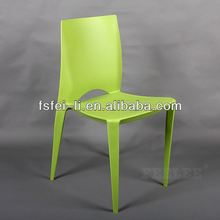 Modern Outdoor Stackable hard plastic table chairs wholesale