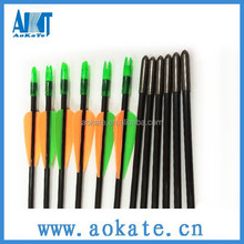 Archery Recurve Bow Arrow Fiberglass Material Outer Broadheads And Outer Wear Arrow Tips Hunting Bow Arrow