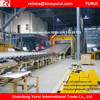 Engineer overseas service avaiable gypsum board processing machinery