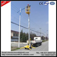 Custom made mobile aerial lifts, hydraulic access lift
