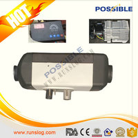 Truck/bus/car/boat/RV used 12v diesel mini heater for preheating cab with good quality