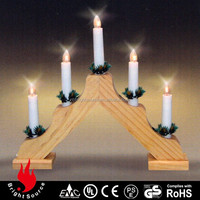 reasonable price christmas led candle bridge light
