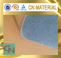 PU / PA imitation microfiber leather for car seat cover