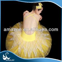 Vêtements de danse fournisseur Anna Shi Stretch Ballet Ballet vêtements