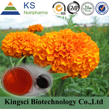 Natural marigold extract lutein zeaxanthin softgel